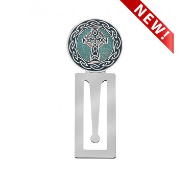 Bookmark -  Celtic Cross and Knots