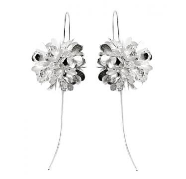 Long Hook Earrings - Dandelion Days