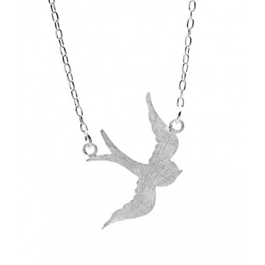 Swallow Necklace - Timeless Flight