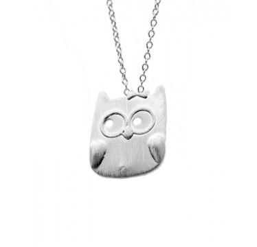 Cute Owl Pendant