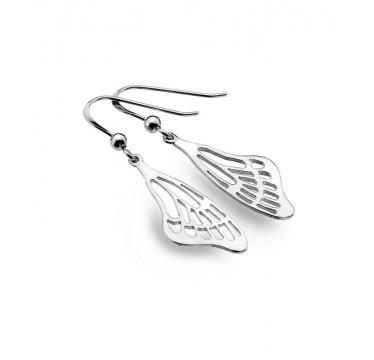Butterfly Wing Drop Earrings