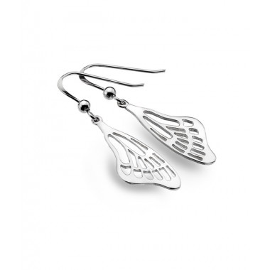 Butterfly Wing Drop Earrings