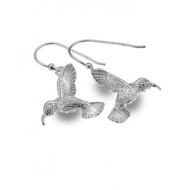 Hummingbird Drop Earrings