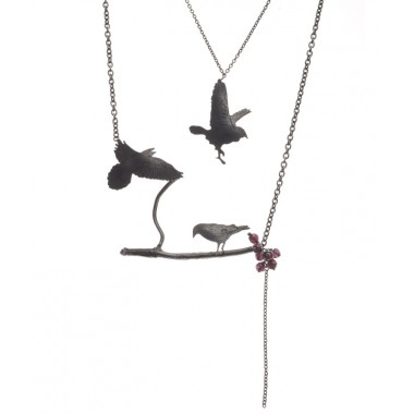 Raven Gang Necklace