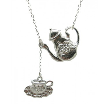 Cute Teapot and Tea cup - Fancy a Brew