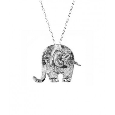 Cute Elephant Necklace - LAST ONE